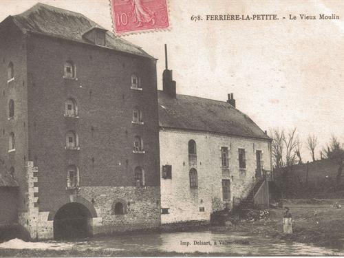 4 chambres de charme dans un vieux moulin à eau du 14e siècle