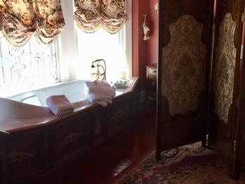 Governor's Suite bath