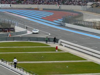 Circuit Paul Ricard, Castellet