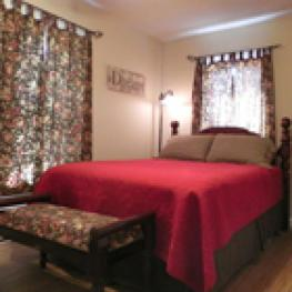 The Gallaher suite (queen bed)