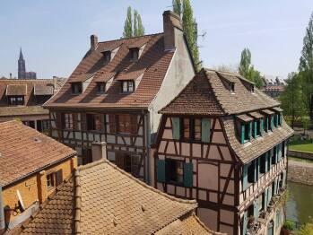 Le Nid de l'Ill - Magnifique Duplex Petite France -