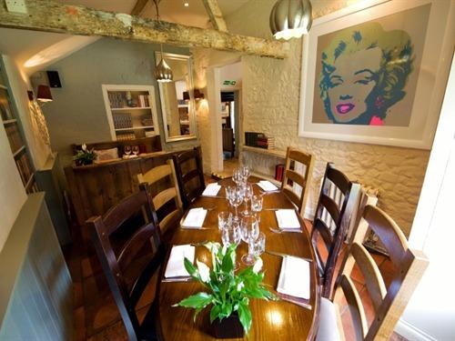 Maralyn Dining Room at The Cherry Tree Inn