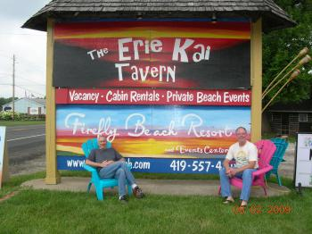 Welcome To Firefly Beach and Erie Kai Tavern!