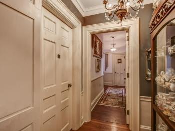 Hallway to Suites