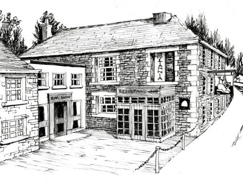Sketch of Britannia