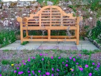 Lutyens Bench, Carlton Seamill