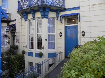 Weston Super Mare Guest House - front