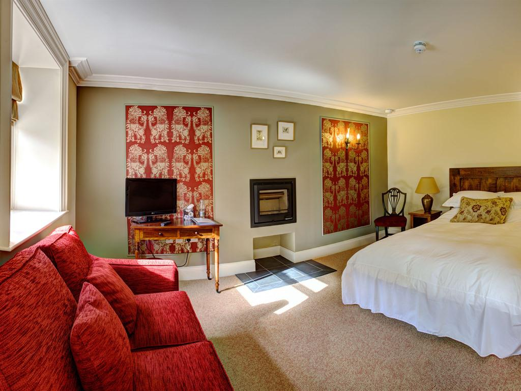Family room-Ensuite with Bath-Garden View - Family room-Ensuite with Bath-Garden View