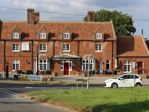 The Kings Head Hotel North Elmham United Kingdom Toproomscom