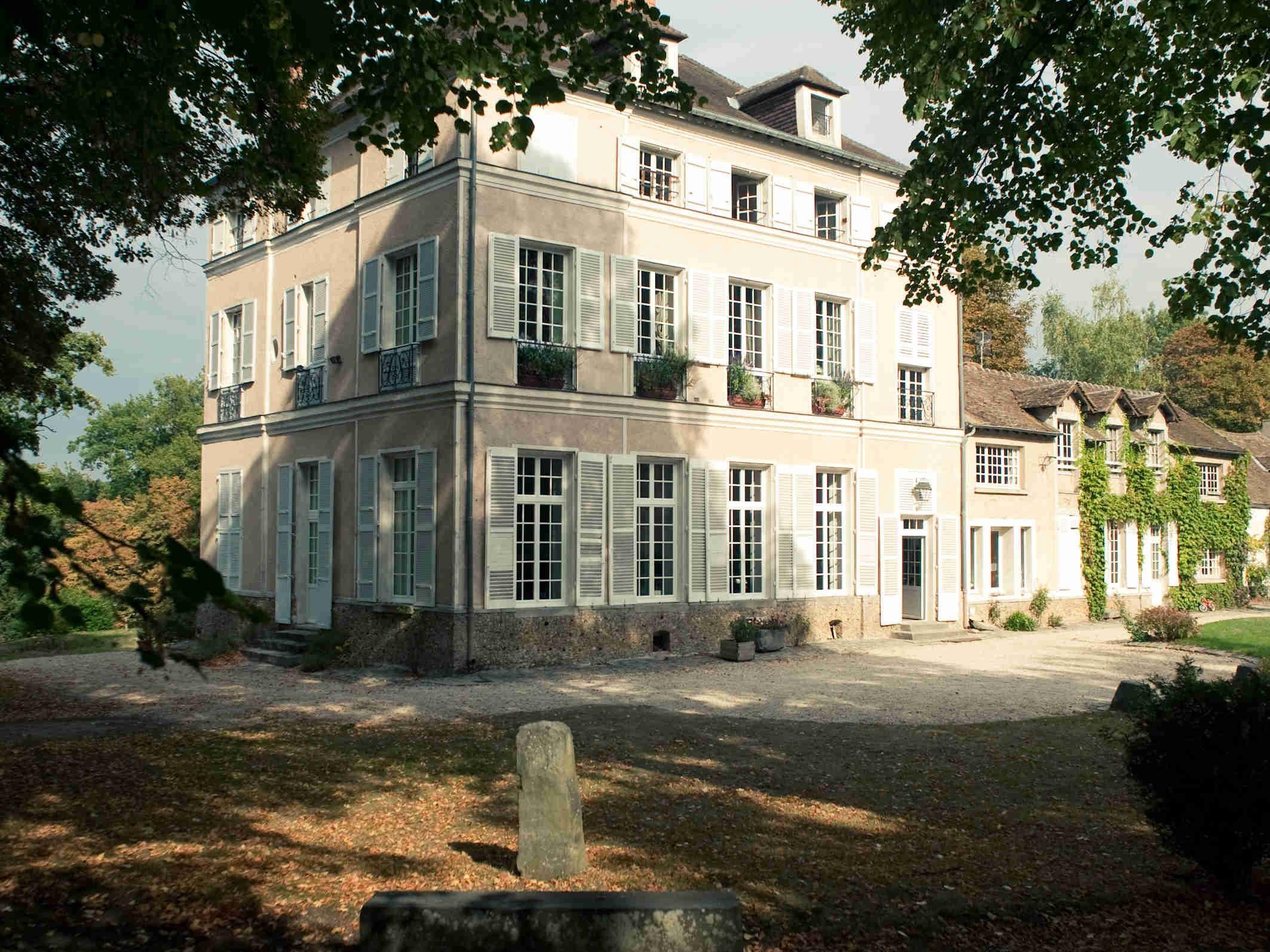 Chambres du Château de la Vierge