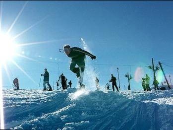 Ski a Metabief