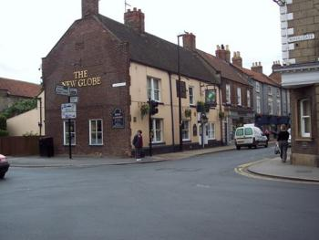 The New Globe Inn -