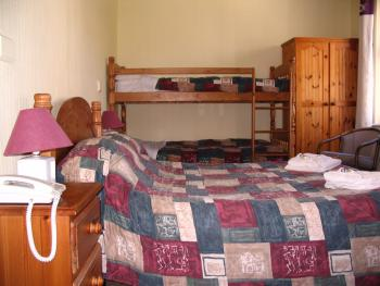 Family room-Ensuite- 4 persons