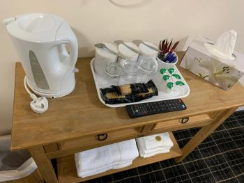 Tea/Coffee making facilities