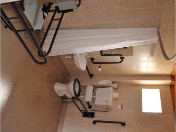 Twin room-Ensuite-Accessible facilities