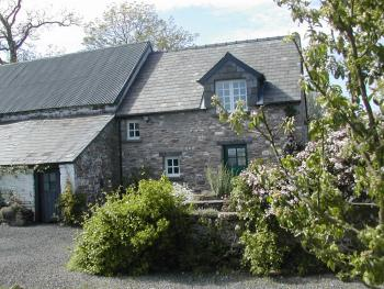 Alltybrain Farm Cottages and B&B - Damson Cottage in springtime