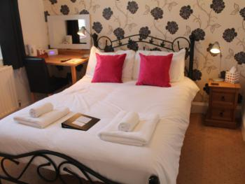 Standard Double Room 3 First Floor March 2017