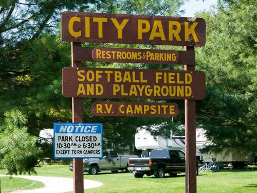 Peterson City Park and Campground