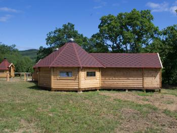 Cabin-Luxury-Ensuite with Shower-Mountain View-Wildcat Lodge - Cabin-Luxury-Ensuite with Shower-Mountain View-Wildcat Lodge