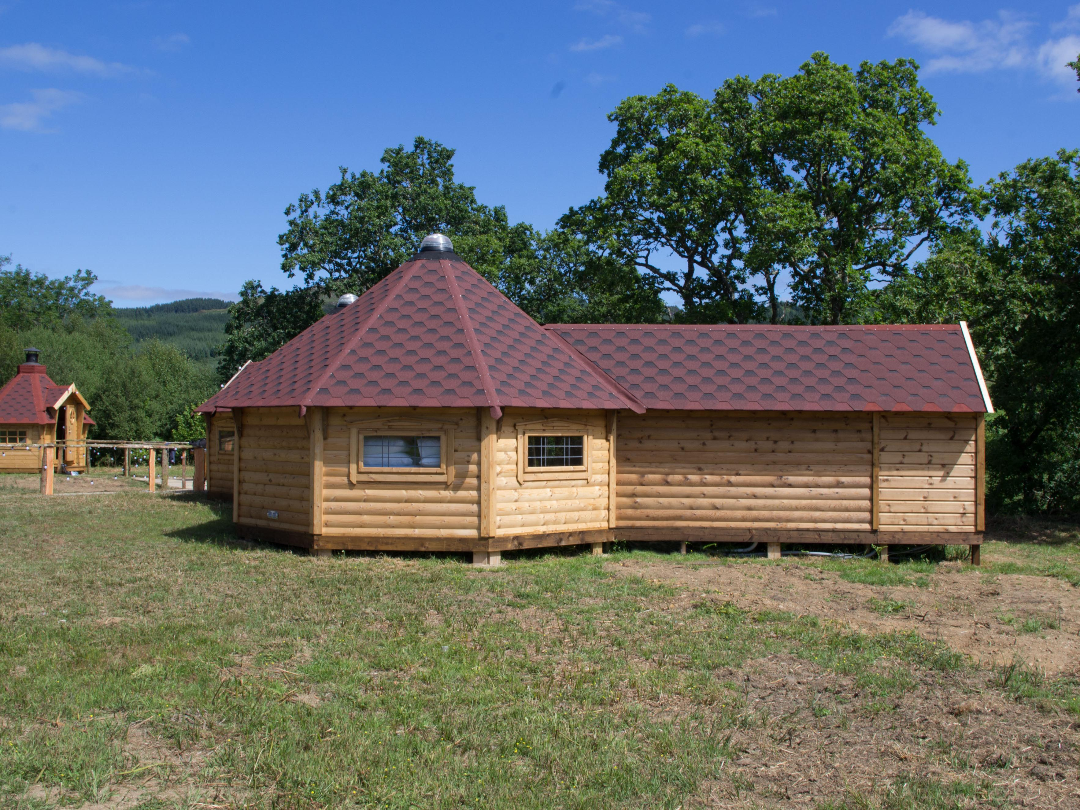 Cabin-Luxury-Ensuite with Shower-Mountain View-Wildcat Lodge