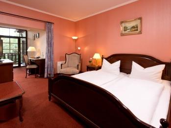 Zimmer mit Wintergarten