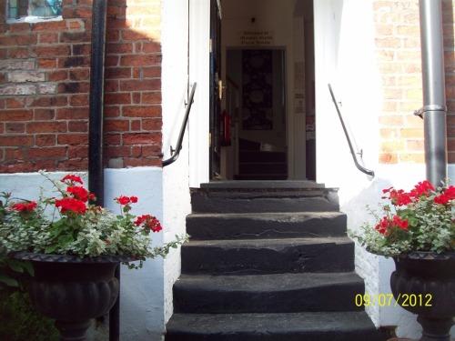 Beverley Guest House Entrance