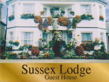 Sussex Lodge Guest House - sussexlodge in full bloom