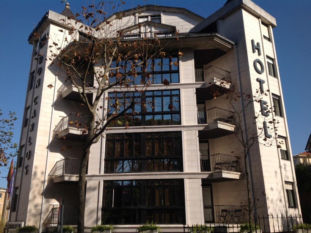 Hotel apartamentos Don Carlos Hotel en el Sardinero Santander