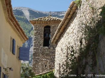 Village du Luberon, proche des Terrasses de Gordes