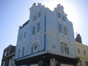 The Old Town Guest House - THE OLD TOWN GUEST HOUSE   1a George Street, Hastings, East Sussex  TN34 3EG