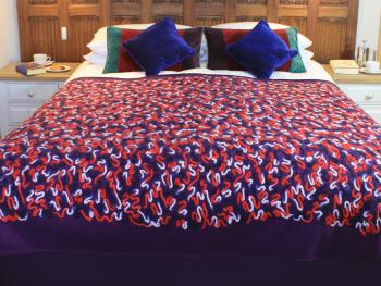 King Size Bed in 'The Elm' - Guest Room