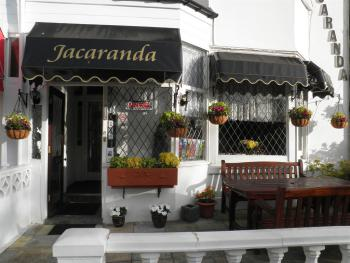 The Jacaranda Hotel - Front of Guest House