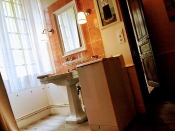 Salle de bains du Cottage