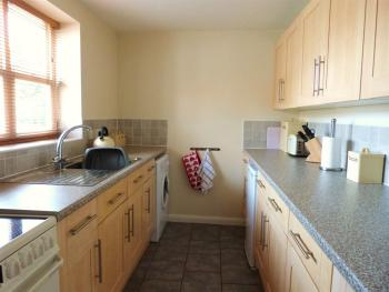 Buttercup Cottage kitchen (self catering)