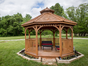 The Town Square Gazebo
