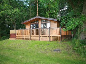 Woodland Holiday Park - 1 Bedroom Cabin - Holly