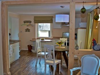 Gartenhaus Dittrich - Esszimmer & Küche