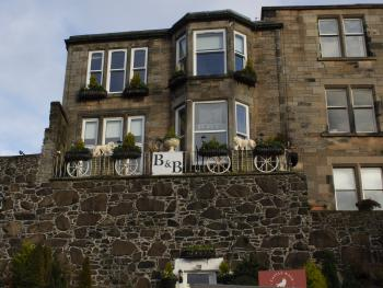 Castle Walk Bed & Breakfast - Castle Walk Bed & Breakfast is set in the historic Stirling city walls