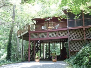 Tree Top Suite / wing of the owner's home