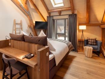 Doppelzimmer-Ensuite Bad-S'Lindngartl
