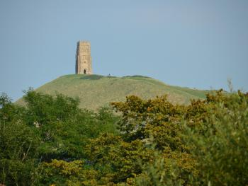 View of Tor from Belle Vue