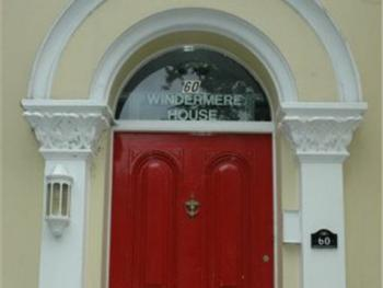 Windermere Guest House - Front Door