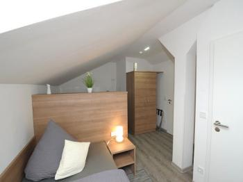 Apartment-Single-Einfach-Eigenes Badezimmer