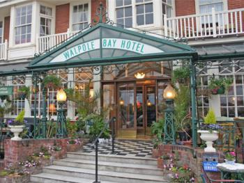 Walpole Bay Hotel & Museum - Walpole Bay Hotel | Margate