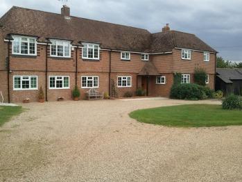 Latchmead - Main house