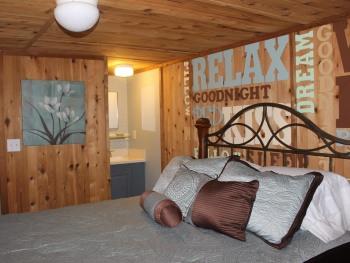 Lazy Shanty Cabin