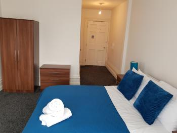 The Townhouse - Double Bedroom