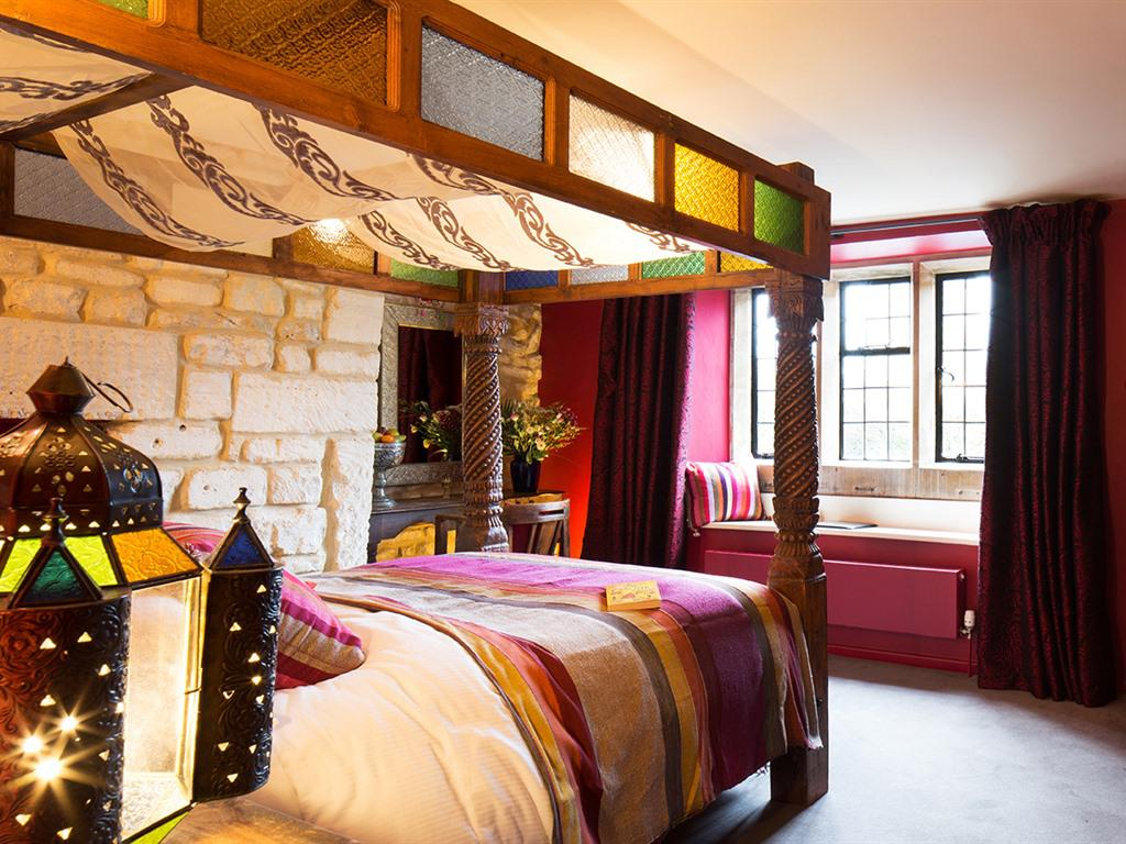 Double room-Luxury-Ensuite-The Indian Room