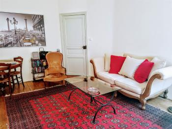 First floor Apartment Bresson Sitting Room