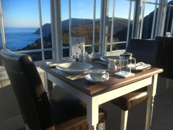 Highcliffe House - Breathtaking views of North Devon and the Exmoor Coastline